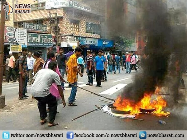 Facebook Post prompts Communal clash in North 24 Pargana district of Bengal