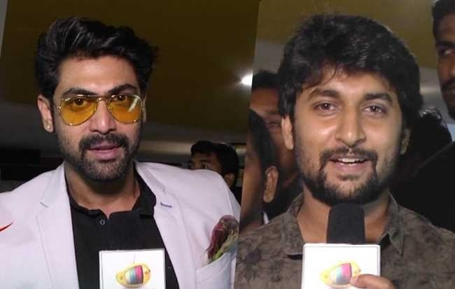 Rana Daggubati appreciates Ninnu Kori ahead of its grand release