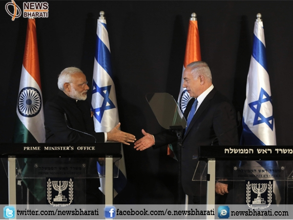 India-Israel inks seven big MoUs to build constructive solutions for strengthening mutual ties