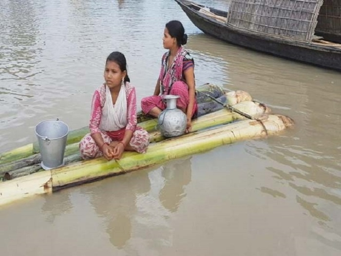 Assam flood situation grim, 19 killed, thousands marooned