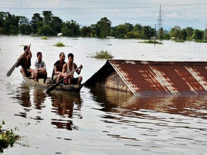 Over 12 Lakh people are suffering from Assam floods; death troll reached 59
