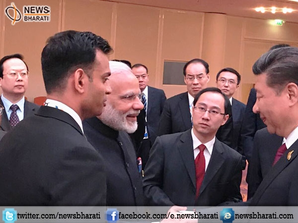Amid border standoff, Xi Jinping praises PM Modi at #BRICS meet