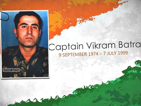 Still Alive in our Hearts! Tricolor hugged him after braveheart Capt Vikram Batra sacrificed his life