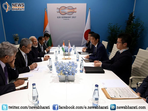 Japan to deepen security ties with India for peace in the region