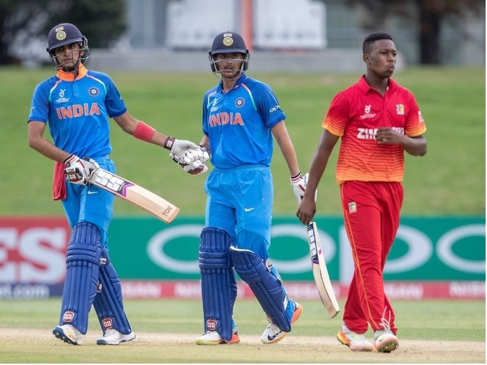 Hindi Current Affairs,Hindi Current Affairs 21th January 2018,Current Affairs 21th January 2018,Hindi Current Affairs Image result for Under-19 World Cup: India registers emphatic victory over Zimbabwe