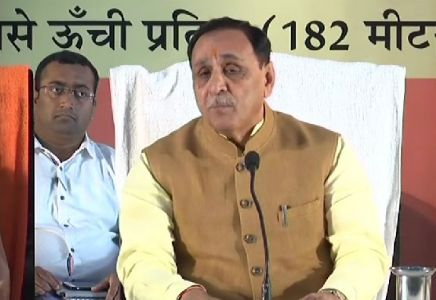 Anti-social elements will be brought to book: Gujarat CM Rupani