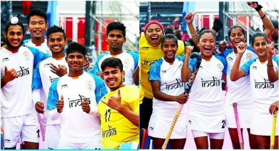 With silver lining in the Youth Olympics, India's men and women hockey team clinch silver medal