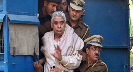 Self-styled godman Sant Rampal sentenced to life imprisonment in connection to murder cases
