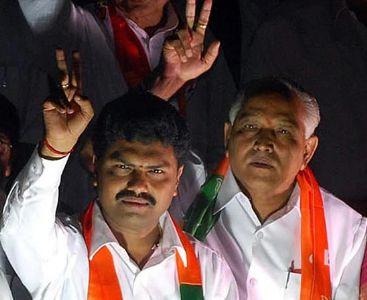 BJP announces candidates for Karnataka bye-elections; Yeddyurappa's son bags Shimoga
