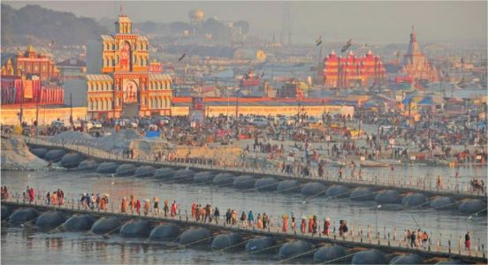 Reviving the originality, religious city Allahabad is now 'Prayagraj'