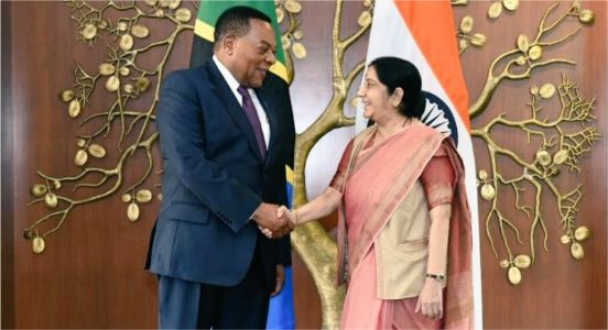 Liberating vibes of commitment and partnership; India, Tanzania sign pacts to set up research centres