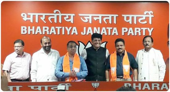 Goa: Two Congress MLAs resign from party; join BJP