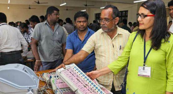 EC bans exit polls for Assembly elections till Dec 7