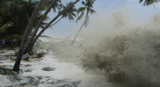 Cyclone 'Gaja' to intensify into severe cyclonic storm in next 24 hours adjoining Bay of Bengal