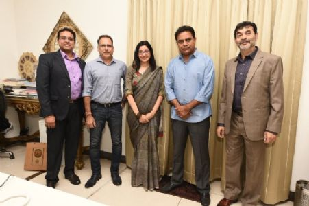 Intel to establish technology development unit in Hyderabad