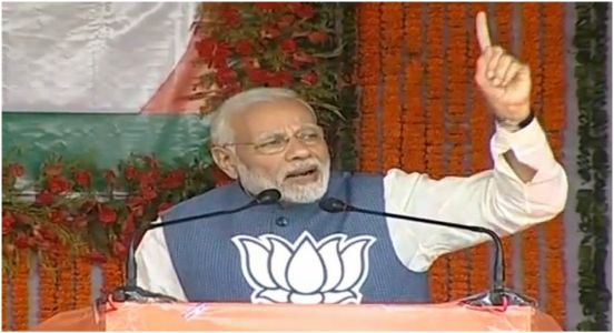 Challenging Congress to have party president outside the family, PM Modi lashes out at Congress for their undemocratic rule
