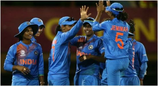 Maintaining a tight leash; Beating Ireland by 52 runs, India qualifies to semi finals of ICC Women's T20