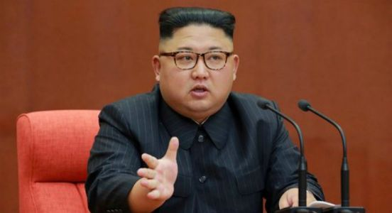 Creating suspicion among countries, North Korea's Kim Jong Un inspects testing of newly developed 'tactical' weapon