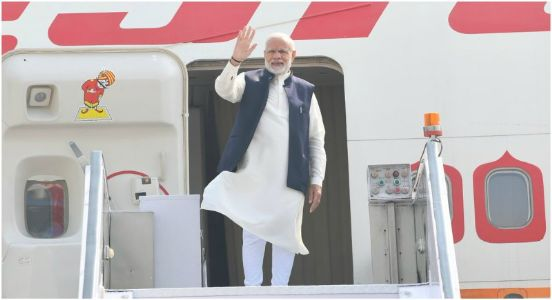 PM Modi leaves for Maldives to attend swearing-in ceremony of new President