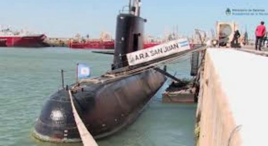 Argentina Navy discovers Submarine ARA San Juan after a year in the Atlantic
