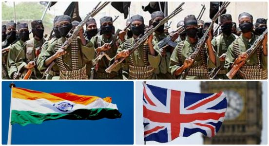 India, UK aims together to strengthen co-operation to deal with terrorism-related challenges