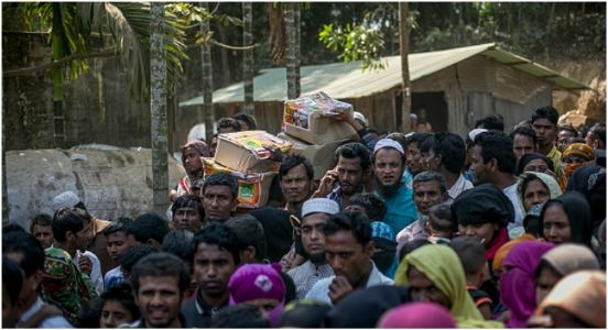 Blue Helmets on the 'Race – cue': UN committee condemns rights violations against Rohingya Muslims