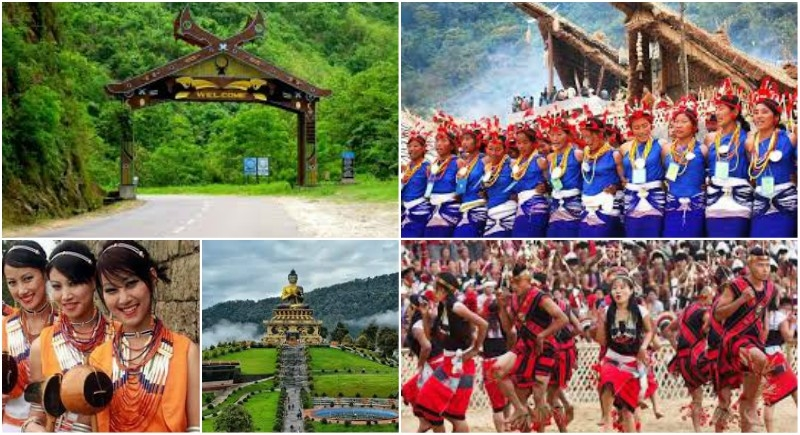 Epitome of beauty Nagaland celebrates 'Statehood Day'
