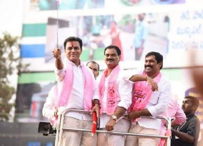 Thank You, Telangana… K T Rama Rao