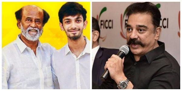 After Rajinikanth, Anirudh Ravichander to work with Kamal Haasan; confirms Indian 2