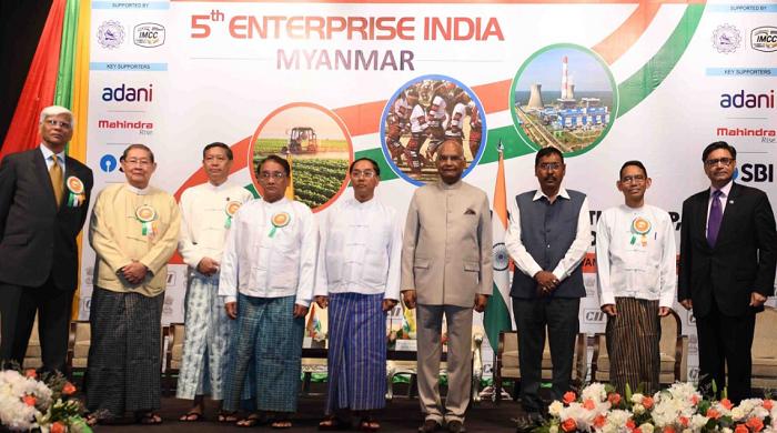 News Bharati - Dawn of Indo-Myanmar economic relations