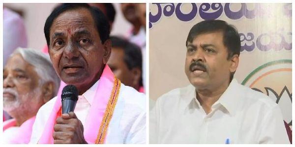 K Chandrasekhar Rao's regional front will not work: G V L Narasimha Rao