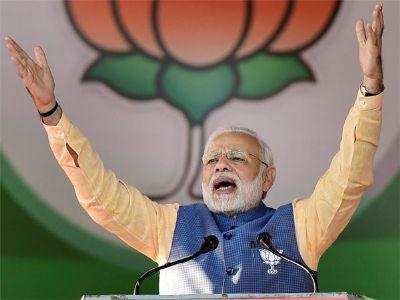 PM Narendra Modi to kick- off BJP's Mission Andhra Pradesh