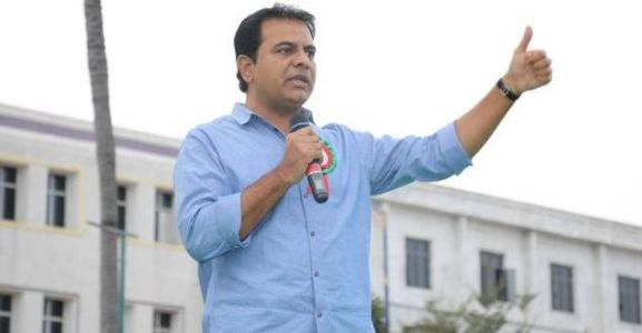 Telangana IT Minister KT Rama Rao appointed as TRS Party Working President
