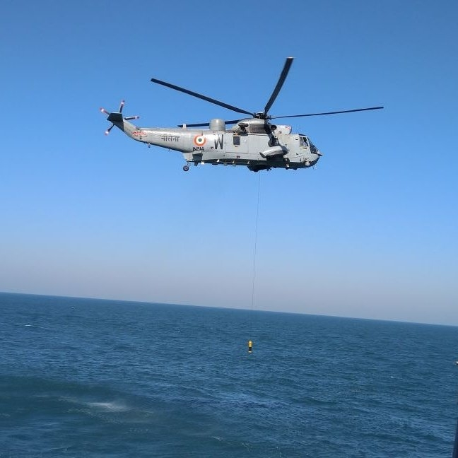 News Bharati - A big salute to Indian Navy