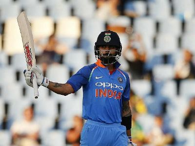 Virat Kohli, the first Indian batsman to go past for 900 points in ODI