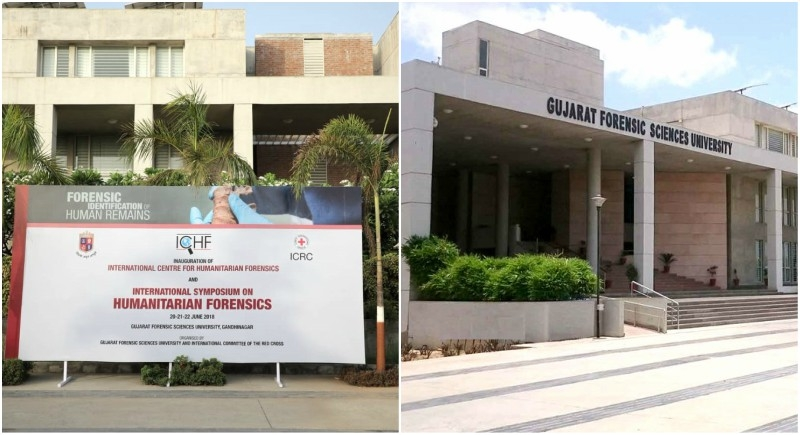 World S First International Centre For Humanitarian Forensics Launched In Gujarat Newsbharati