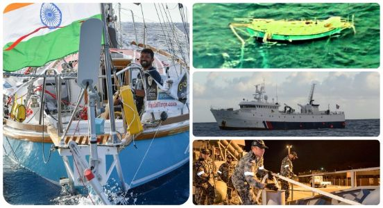Thank You Navies! India's courageous boy Abhilash Tomy rescued; know how!
