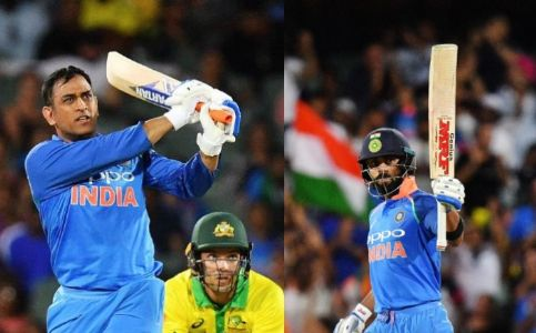 When Captain Cool and Captain Kohli come together: India defeats Australia in 2nd ODI
