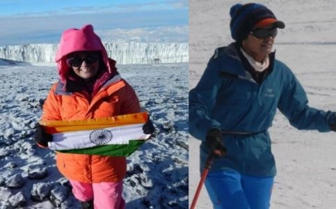 Daughters of India reaching glorious heights: Kumar becomes first ever lady IPS officer to reach South Pole