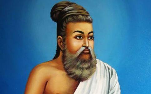 #Thiruvalluvar Day: kneeling in the Memory of greatest Tamil poet Thiruvalluvar