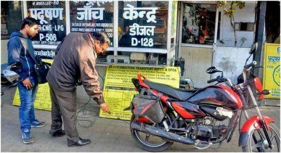 Bihar: Fee for pollution fitness certificate of two and three-wheelers hiked