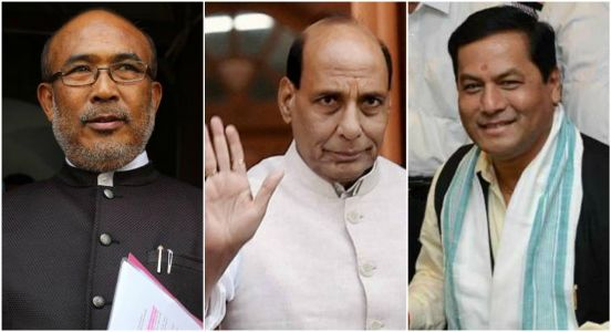 Protecting interests of 'Seven Sisters', Rajnath Singh assures to pacify situation over 'Citizenship Amendment Bill in Northeast