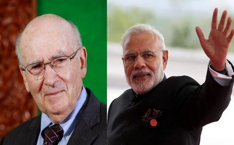 Winds are not in favor of Rahul Gandhi, Marketing genius Philip Kotler mocks Congres praises PM Modi