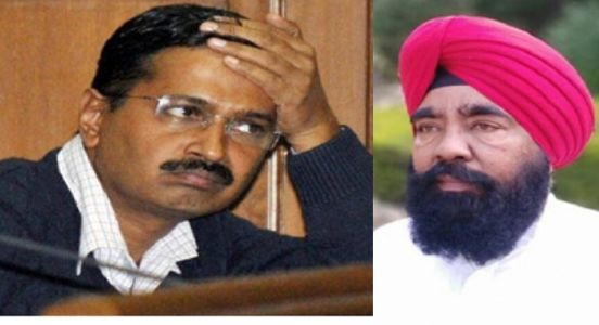 Aam Aadmi Party MLA Baldev Singh resigned from party's membership citing
