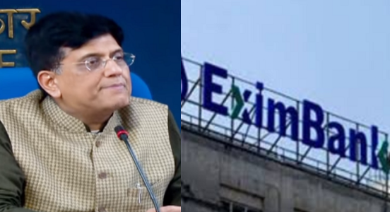 Cabinet approves Rs 6000 of capital infusion in the state owned Exim banks