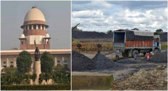 Bringing SC orders on immediate effect, Meghalaya bans transportation of coal