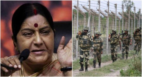 Slamming Pakistan for its coward unprovoked firing, India lodges strong protest over death of civilian in Kashmir