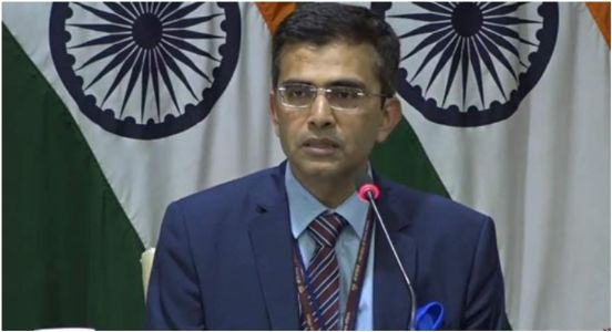 Entire state of J&K including Gilgit Baltistan will always remain an 'integral part of India' says India strongly protesting Pakistan SC orders
