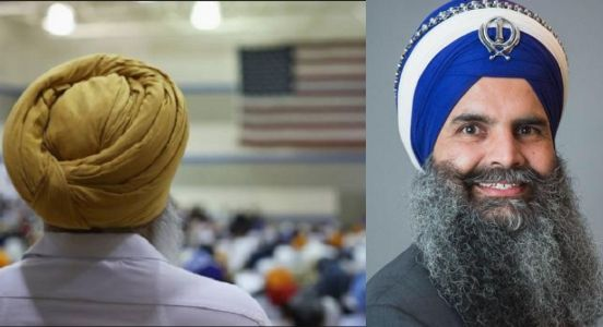 "Pride on the ""Pagdi"": Gurinder Singh Khalsa gets awarded for his commitment towards Sikh community in USA"