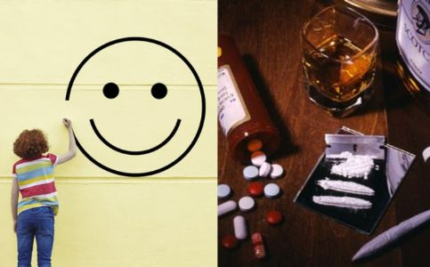 Brief moment of Happiness can lead to even long-lasting effects: New study for substance addiction treatment